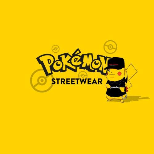 Pokemon Street Style